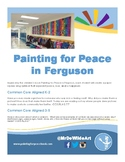 Painting for Peace in Ferguson Handouts
