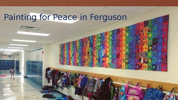 Painting for Peace in Ferguson Lesson