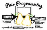 Pair Programming Poster