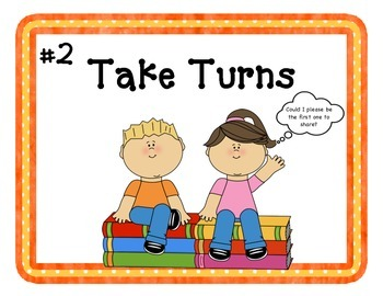 Pair Share Reminder Cards