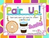 Pair Up Partner Cards {Freebie!}