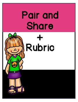 Pair and Share/Rubric/Groups