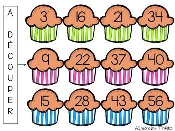 Pair ou impair - Cloches à gâteaux