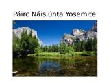 Páirc Náisiúnta Yosemite