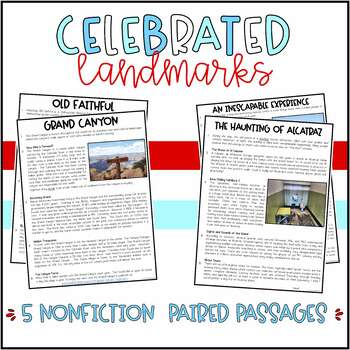 Nonfiction Paired Articles: Celebrated Landmarks