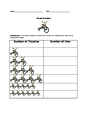 Paired Numbers Worksheet
