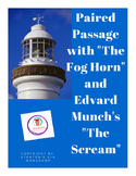 "Paired Passage Activities Unit Bradbury's ""The Fog Horn"" &"