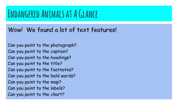 Paired Passage Essay Prep: Endangered Animals Session 2