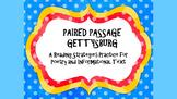 Test Prep Reading Strategies/Close Reading Paired Passage: Gettysburg