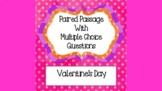 Paired Passage Valentine's Day