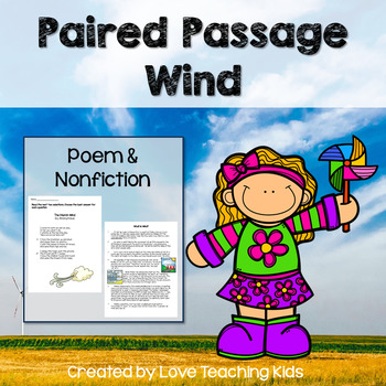 Paired Passage- Wind