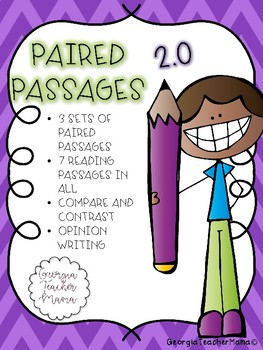 Paired Passages 2.0