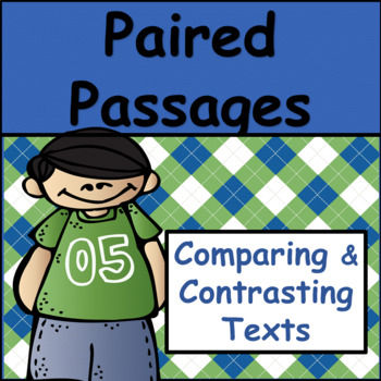 Paired Passages: Comparing/Contrasting Texts