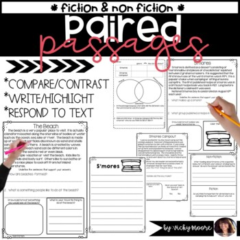 Paired Passages August