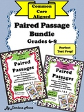Paired Passages Bundle: Grades 6-8