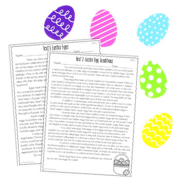 Paired Passages {Easter & Spring}