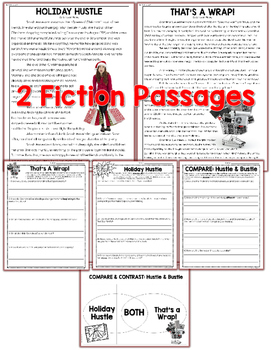 Paired Passages - Holiday