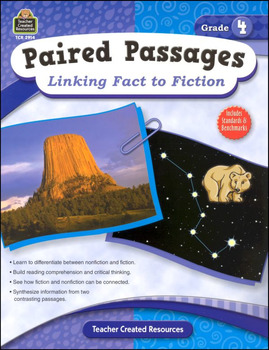 Paired Passages Linking Fact to Fiction HARD COPY