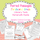 Paired Passages Literary Text and Poetry