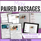 Paired Passages May