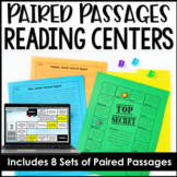 Paired Passages Reading Centers
