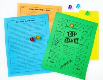Paired Passages Activities and Reading Centers