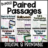 Paired Passages {Seasonal BUNDLE}