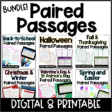 Paired Passages {Seasonal BUNDLE}