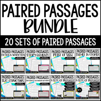 Paired Passages {BUNDLE}