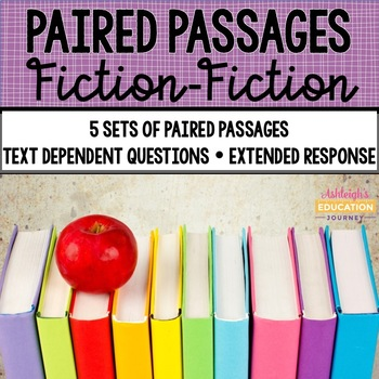 Paired Passages {Set 1 Fiction-Fiction}
