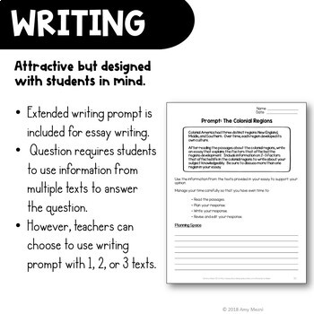 the original 13 colonies essay Need to integrate social studies into writing need a no-prep social studies  center activity this thirteen colonies resource includes 24 writing prompts  specific.