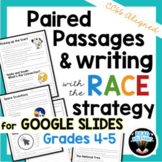 Paired Passages & the RACE Strategy Writing Prompts Grades 4-5