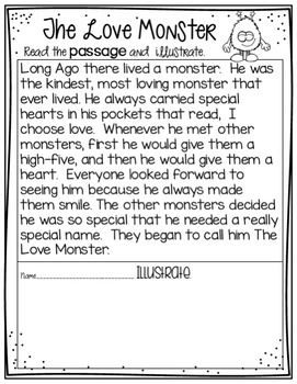 Paired Passages to Increase Reading Comprehension: February
