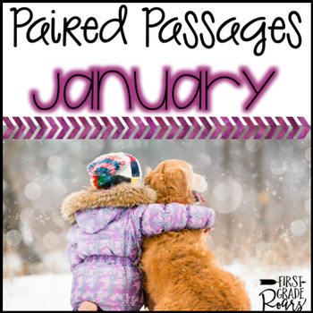 Paired Passages to Increase Reading Comprehension: January