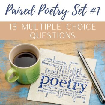 Paired Poetry PARCC Questions