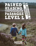 Paired Reading Comprehension Passages: Guided Reading Level L
