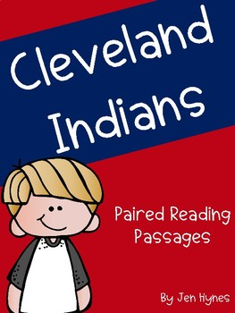 Paired Reading Passages- Cleveland Indians