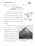 Paired Text Costa Rica Spring Break
