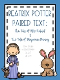 Paired Text: The Tale of Peter Rabbit FSA Practice RL.3.9