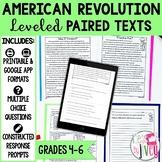 Paired Texts [Print & Digital]: American Revolution / Revo