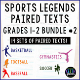 Paired Texts Bundle #2 (Grades 1-2): Paired Texts About Fa