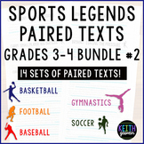 Paired Texts Bundle #2 (Grades 3-4): Paired Texts About Fa