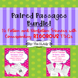 Paired Texts Bundle