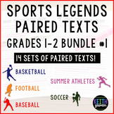 Paired Texts Bundle #1 (Grades 1-2): Paired Texts About Fa