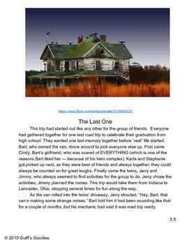 Paired Texts:  Mudhouse Mansion
