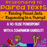 Paired Texts PowerPoint