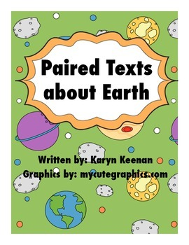 Paired Texts about Earth
