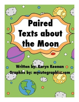 Paired Texts about the Moon
