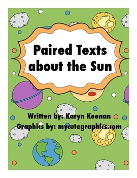 Paired Texts about the Sun