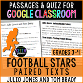 Paired Texts for Google Classroom: Julio Jones and Tom Bra